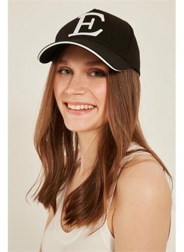 Y-London Şapka Siyah